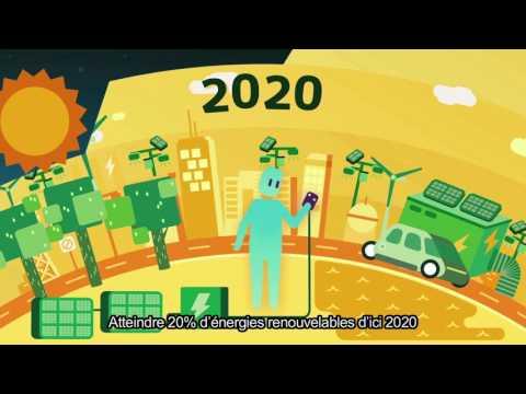 Animation réalisée à l'occasion d'un séminaire organisé par le Ministère de l'Energie mexicain et l'AFD. Elle met notamment en images les coopérations techniques financées par l'AFD au Mexique en matière de Transition Energétique.