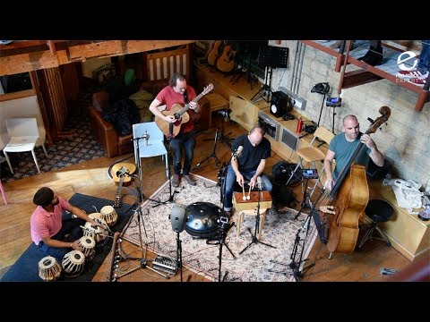 Chris Woods Groove Orchestra [Live] at Real World Audio-Technica Sessions - Stolen Lines