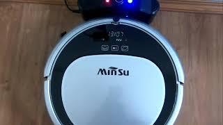 Minsu MSTC09 Robot Vacuum Review: Predictable Navigation = Better Performance?