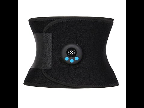 EMS fitness electronic waist trainer PART 1 | Abs stimulator | manufacturer