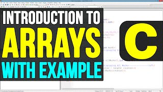 Download Youtube: Arrays in C Programming Language Video Tutorials