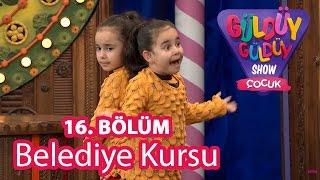 Güldüy Güldüy Show Çocuk 16. Bölüm, Belediye Kursu