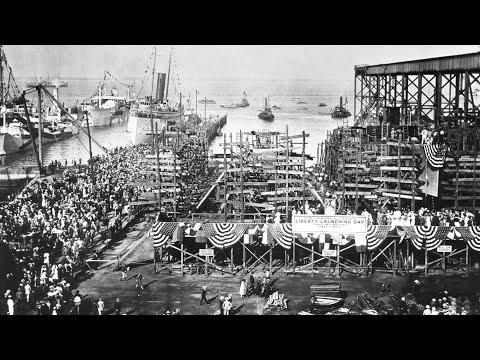 , title : 'How to Build a Navy - Planning, Procurement, Production, Logistics