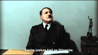 Hitler is informed Grawitz is informing him now
