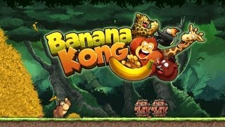 Banana Kong (by FDG Entertainment) - Universal - HD Gameplay Trailer