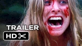 The Texas Chainsaw Massacre Official Remastered Trailer 2014   Horror Movie HD