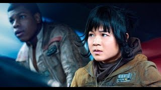 Star Wars The Last Jedi BAD WRITING: Rose Tico's Arc