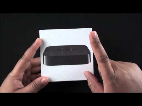 Apple TV Purchase (Black Friday 2011)