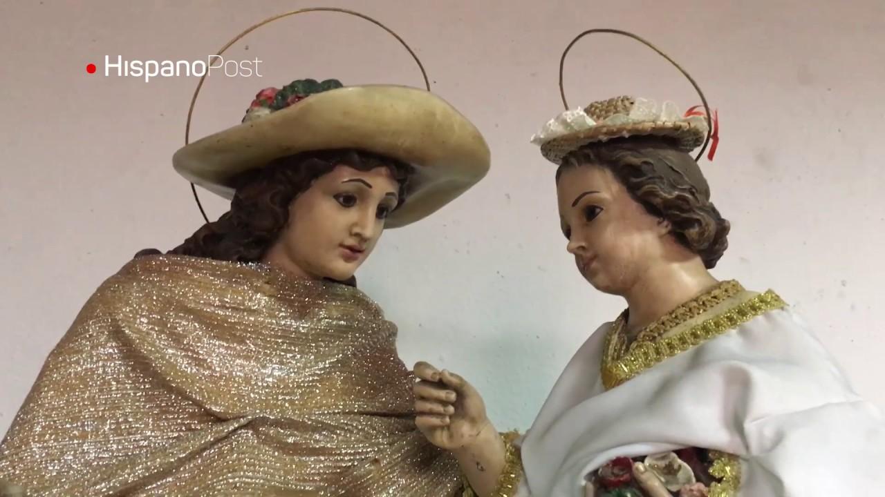 El sacristán de una parroquia caraqueña atrapada en el tiempo