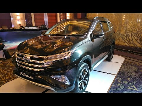 All-new Daihatsu Terios (2018) R Deluxe A/T First Impression Review Indonesia