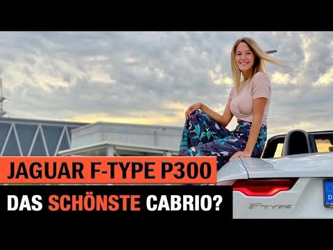 Jaguar F-Type P300 🐆 Das schönste und preiswerteste Cabrio 2020? Fahrbericht | Review | Test | Sound