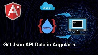 How to get api json data in Angular 5?