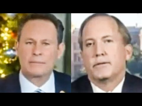 Ken Paxton Auditions To Be Trump's Best Friend Forever