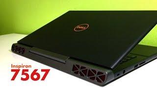 Распаковка Недорогого Игрового Ноутбука Dell Inspiron 7567