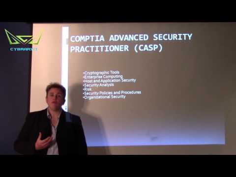 Preview the Free CompTIA CASP Online Training Class from ...