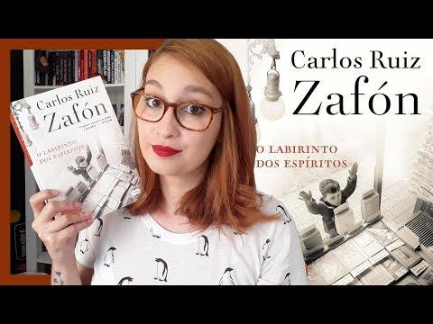 O Labirinto dos Espíritos (Carlos Ruiz Zafón) | Resenhando Sonhos