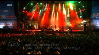 Arctic Monkeys - Balaclava + Fake Tales Of Francisco  (Live Rock Am Ring 2007)