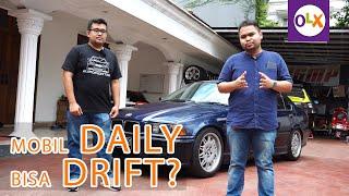 Nyobain Mobil Drift Di Bawah 100 Juta bareng Akbar Rais!