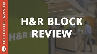 HR Block 2017 Review - The Best Choice For Free Filers