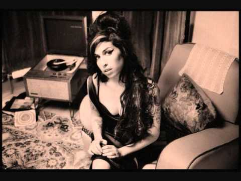 Amy Winehouse Tears Dry on There Own Instrumental