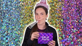 HOLO TACO 1st ANNIVERSARY COLLECTION REVEAL🤩