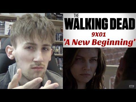 The Walking Dead Season 9 Episode 1 - 'A New Beginning'  Reaction