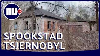 Zo ziet spookstad Tsjernobyl er 35 jaar na kernramp uit   NU.nl