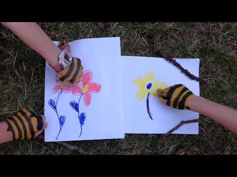 Camp Gold Rush #4 – Western Bumblebee PSA