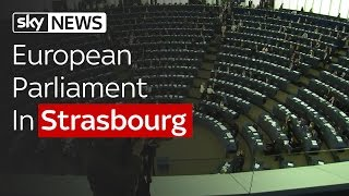 MEPs On The Move: Madness Of 'Strasbourg Shift'