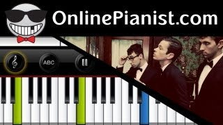 Fun - Sight Of The Sun [Girls soundtrack] - Piano Tutorial
