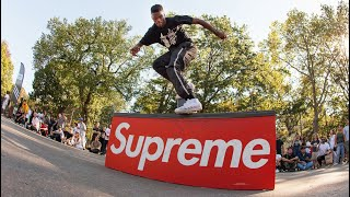 """Tyshawn Jones Skater Of The Year 2018 - Sponsored By: Supreme """"BLESSED"""""""
