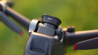 ND filtre pre FPV dron   DJI FPV Combo
