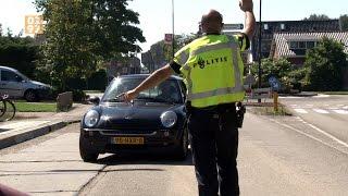 Automobilisten negeren massaal afsluiting Hofland Mijdrecht