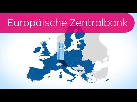 Europäische Zentralbank (EZB) in 3 Minuten erklärt