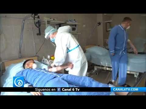 Rusia registra primer vacuna contra COVID-19