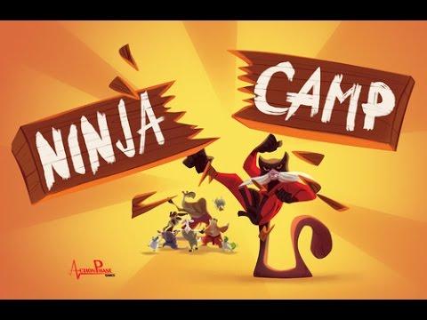 The Purge: # 962 Ninja Camp: Hey! That's My Ninja!