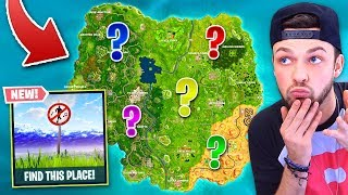 Can YOU guess them ALL? - Fortnite: GUESS THAT LOCATION!