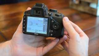 Nikon D3200 Tips: How to Use Shutter Priority & Adjust the Shutter Speed