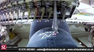 WARWICK EMBROIDERY VIDEO - Classic 47 Chino