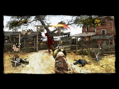 call of juarez gunslinger pc demo