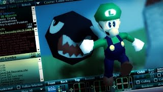 Mario Discovers Toads Tool 64   Kholo.pk