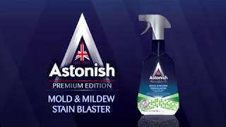 Bình xịt vệ sinh nhà tắm tẩy nấm mốc Astonish C1120