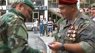 Бойцы спецназа отмечают свой профессиональный праздник. Новости Эфкате Сочи
