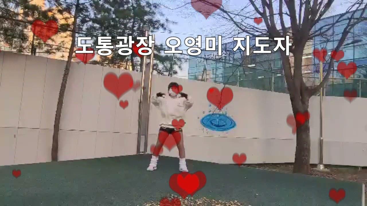 남원시체육회_생활체조 도통광장 4