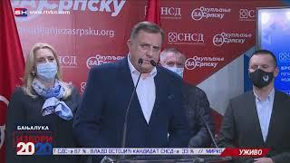 Milorad Dodik izjave bez pokrića i početak kraja