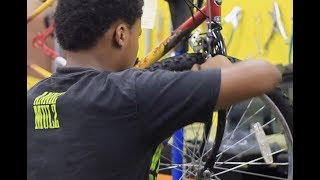 Bikes Not Bombs: Big vision, concrete strategies, real impact.