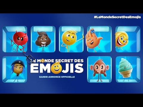 Le Monde secret des Émojis Sony Pictures Releasing France / Columbia Pictures / LStar Capital / Sony Pictures Animation