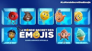 Trailer of Le Monde secret des Emojis (2017)