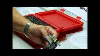Measuring I.D. and O.D. of Plastic, Rubber and Tygon Tubing
