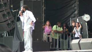 Tarrus Riley (Live) - One Two Order @ Reggae Sundance 2008